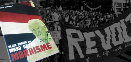 Buku Alain Badiou dan Masa Depan Marxisme