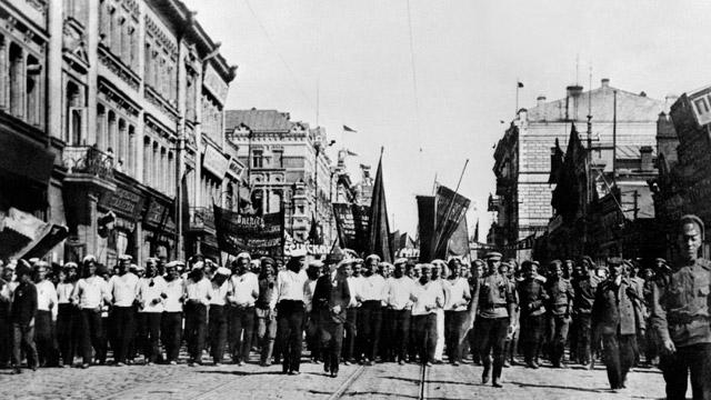 Revolusi Rusia 1917